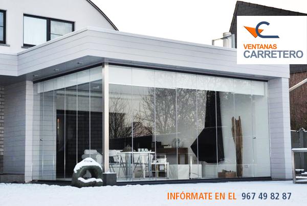 Cerramientos exteriores para la llegada del invierno - Cerramientos de patios exteriores ...