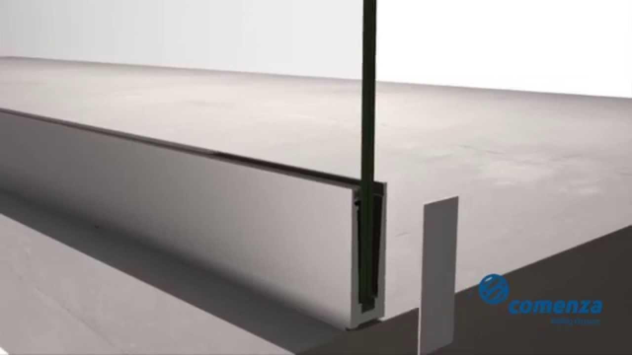 Comenza barandillas de vidrio ventanas carretero - Perfil acero inoxidable precio ...