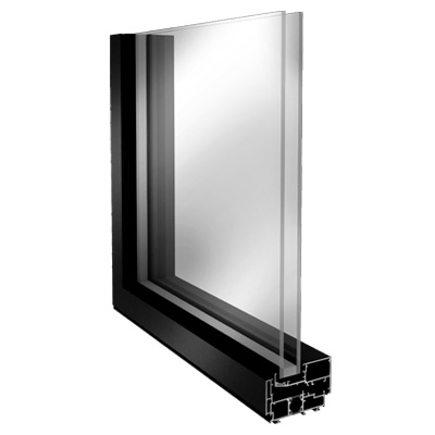 technal ventana perfil