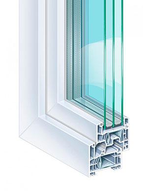 ventanas pvc kommerling perfil