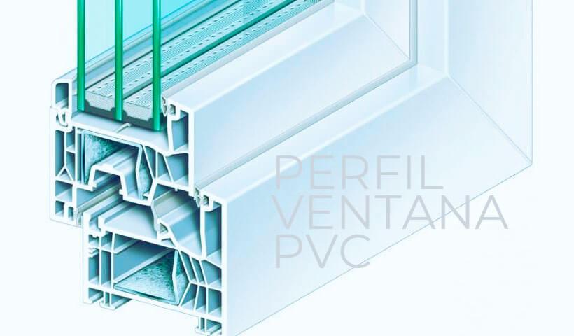 ventana pvc perfil
