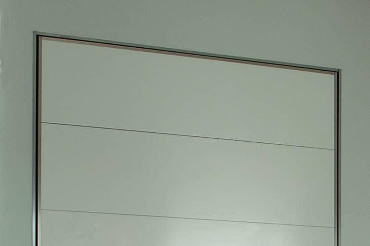 puerta pivotante ajuste pared